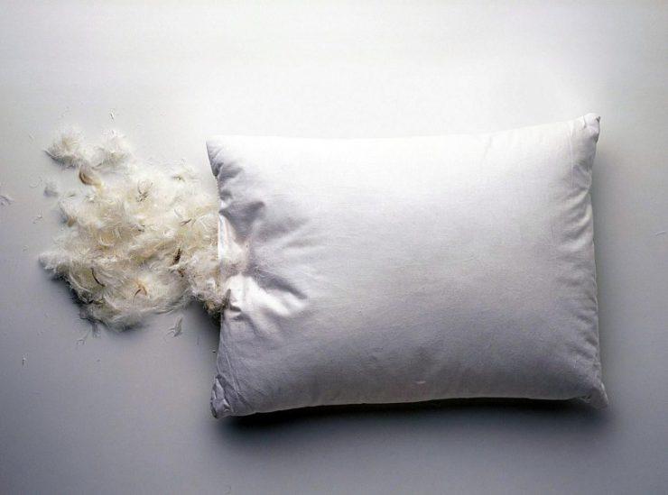 Как сделать подушку своими руками из синтепона