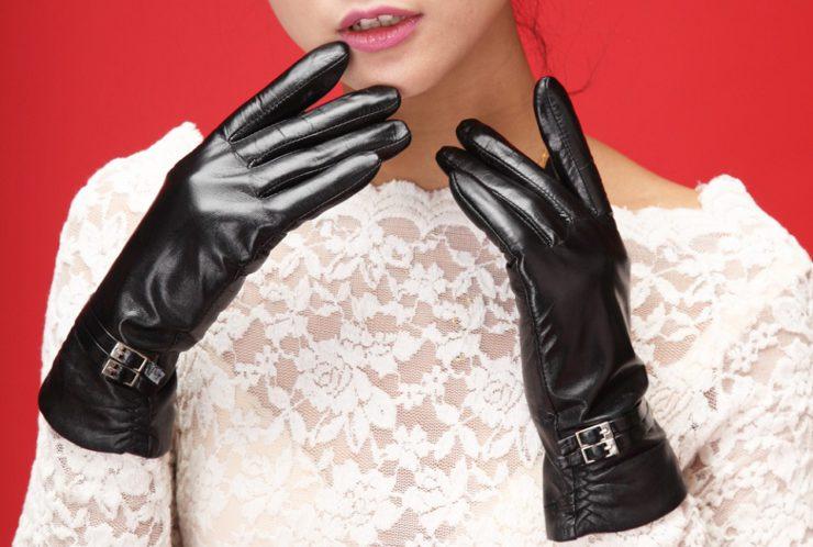 Как ухаживать за кожей перчаток