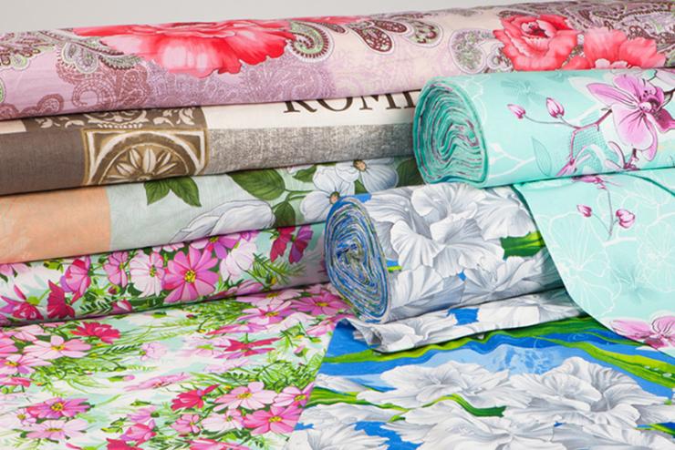 какая ткань лучше для постельного белья купить